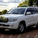 Внедорожник Land Cruiser Prado- Lux