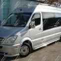 Микроавтобус Mersedes Sprinter LUX