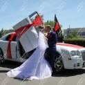 Автомобиль бизнес-класса Крайслер 300с- lambo